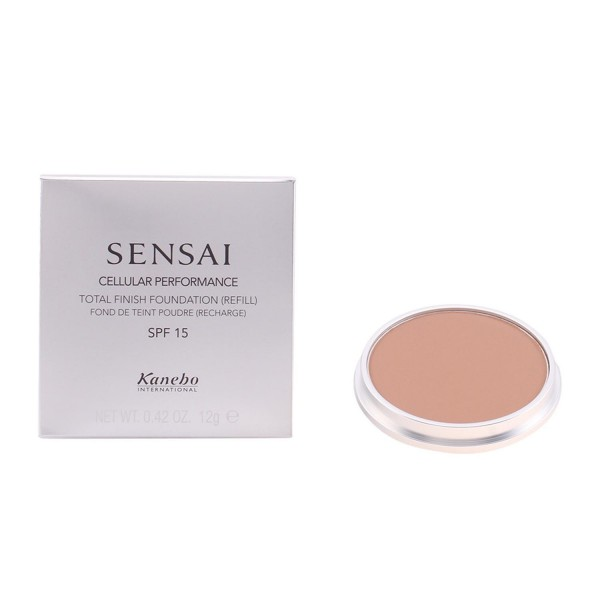 Kanebo sensai cellular foundation total finish case 1u.