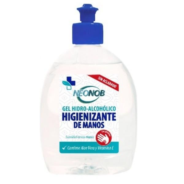 Neonob gel hidroalcohólico manos 400 ml