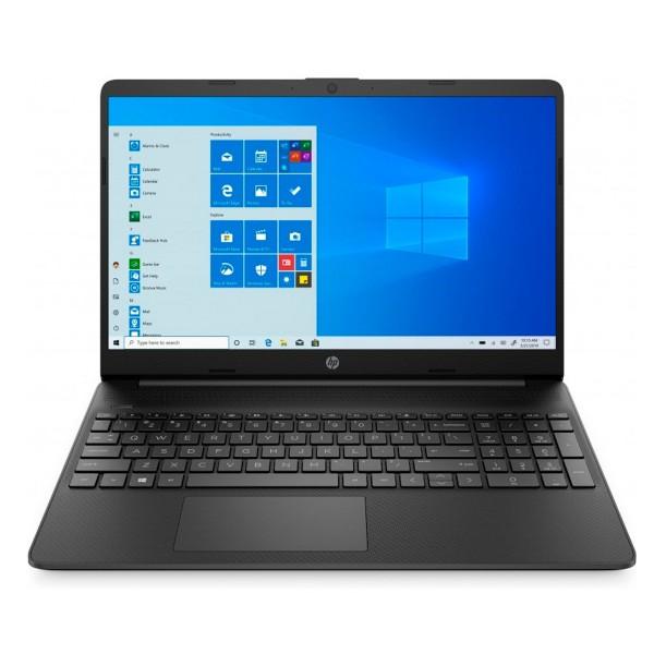 "Hp laptop 15s-eq1008ns amd ryzen 3 3250u/8gb/256gb ssd/15.6"" hd/gris pizarra/windows 10 home"